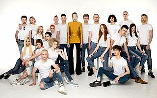 <i>Top Model po-ukrainsky</i> (season 4) season of television series