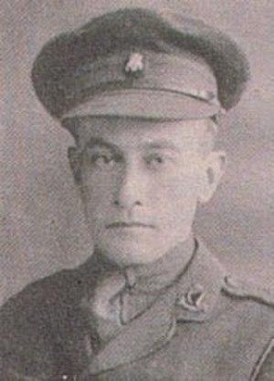 Edmund De Wind - Image: VC Edmund De Wind