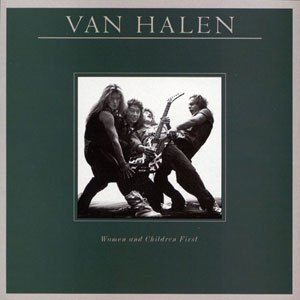 Women and Children First - Image: Van Halen Women and Children First