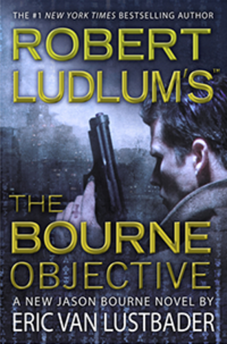 The Bourne Objective - The Bourne Objective American hardback edition