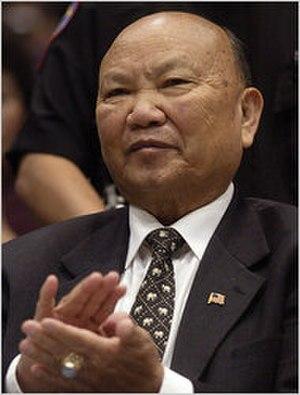 Vang Pao - Vang in 2004