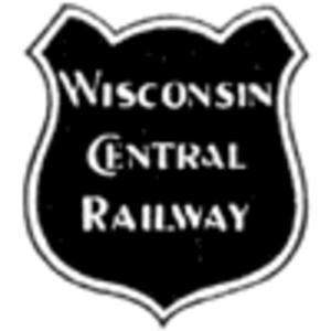 Wisconsin Central Railway (1897–1954) - Image: WC Ry logo