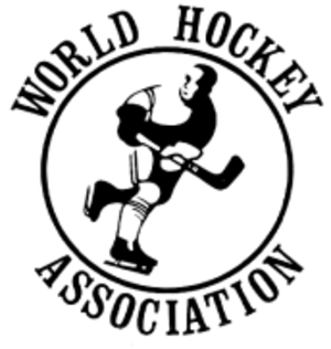 World Hockey Association - Alternate WHA logo