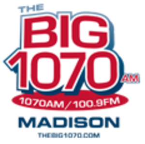 WTSO - Image: WTSO The Big 1070 100.9 logo
