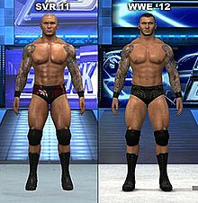 WWE 11 Cheats PS2 http://en.wikipedia.org/wiki/WWE_%2712