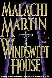 <i>Windswept House: A Vatican Novel</i>