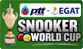 World Cup (snooker) - Image: World Cup (snooker) logo