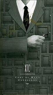 <i>Coat of Many Cupboards</i> 2002 box set by XTC