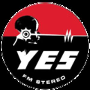 Yes FM - Image: Yes FM logo