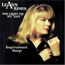 You Light up My Life - Inspirational Songs (album).jpg