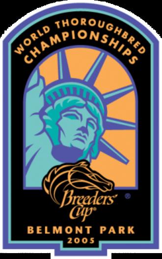 2005 Breeders' Cup - Image: 2005 Breeders Cup Logo