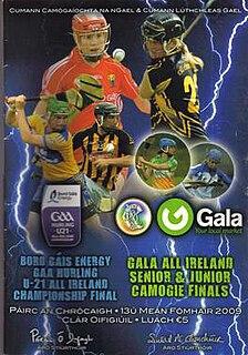 2009 All-Ireland Senior Camogie Championship Final Football match