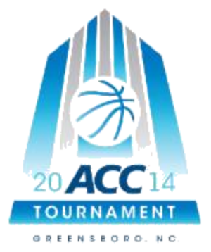 2014 ACC Men's Basketball Tournament - 2014 ACC Tournament logo