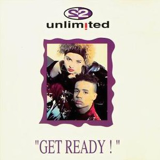 Get Ready! - Image: 2 Unlimited Get Ready cover