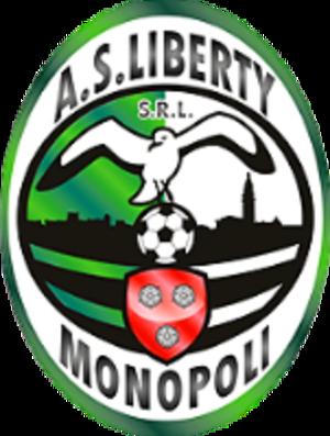 S.S. Monopoli 1966 - Former LIberty Monopoli logo