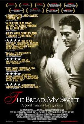 A Wedding for Bella - A poster bearing the film's previous title: The Bread, My Sweet