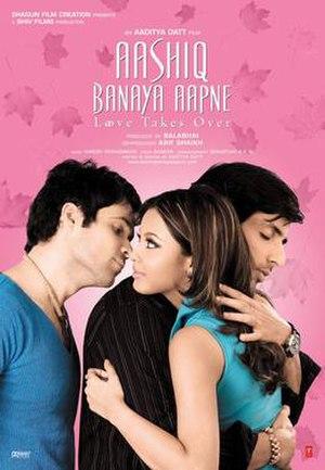 Aashiq Banaya Aapne - Theatrical poster