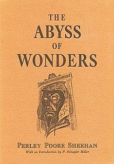 <i>The Abyss of Wonders</i> book by Perley Poore Sheehan