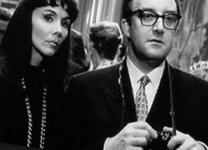 Marianne Stone - (left) with Peter Sellers in Lolita (1962)