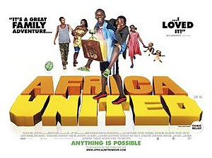 Africa United (2010 film) - Image: Africa United