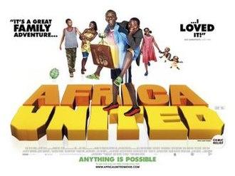 Africa United (2010 film) - Image: Africa United