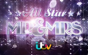 All Star Mr & Mrs - The show's former title card