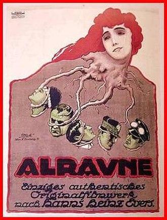 Alraune (1918 film) - Image: Alraune 1918