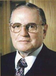 Alwyn Schlebusch South African politician