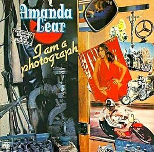 I Am a Photograph - Image: Amanda Lear I Am A Photograph (Original Album Cover)