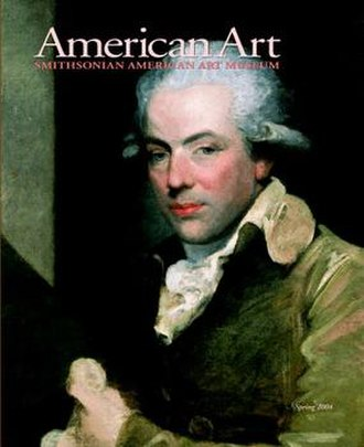 American Art (journal) - Image: American Art