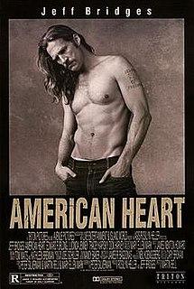 <i>American Heart</i> (film) 1992 film by Martin Bell