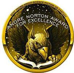 Andre Norton Award - Logo of the Andre Norton Award