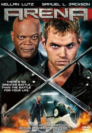 Arena (2011 film) - Image: Arena Film Poster
