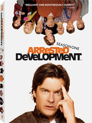 Arrested Development (season 1) - Image: Arrested Development S1 DVD