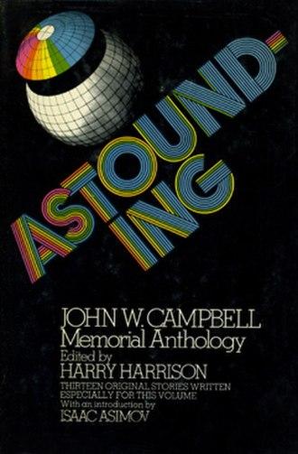 Astounding: John W. Campbell Memorial Anthology - Image: Astounding The John W. Campbell Memorial Anthology