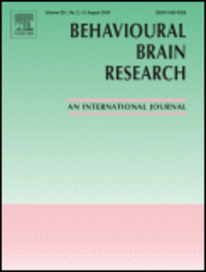 Картинки по запросу Behavioural Brain Research