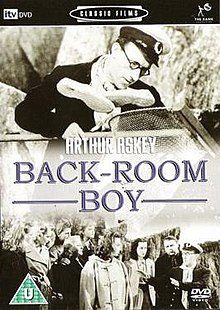 Back-Room Boy - Wikipedia