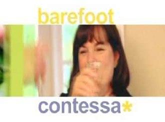 Barefoot Contessa - Image: Barefoot Contessa Title