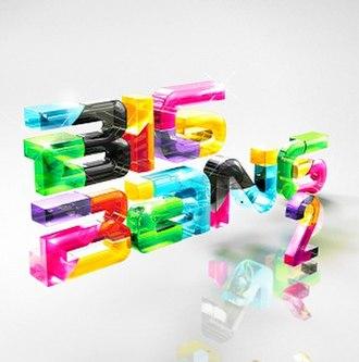 Big Bang 2 (album) - Image: Big Bang Big Bang 2