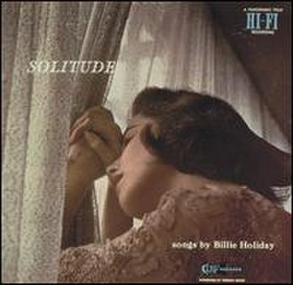 Billie Holiday Sings - Image: Billiesolitude