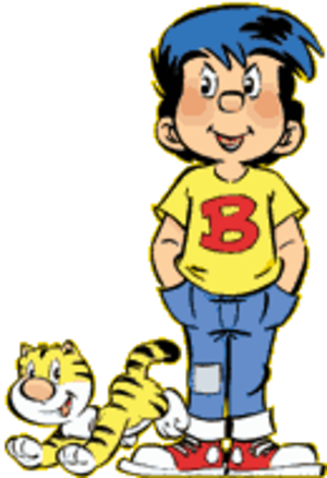 Billy the Cat - Billy the Cat: Before (a boy) and After (a cat)