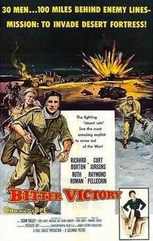 Bitter Victory movie