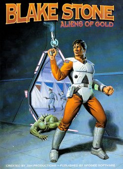 Blake Stone Aliens of Gold cover.jpg