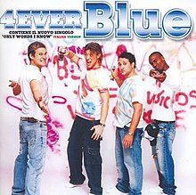Blue - 4Ever Blue album cover.jpg