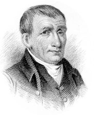 Primitive Methodism in the United Kingdom - A drawing of Hugh Bourne, one of the early Primitive Methodist leaders