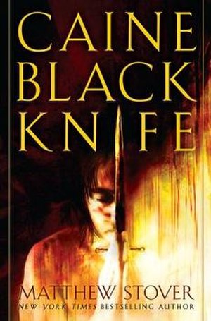 Caine Black Knife - 2008 cover
