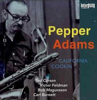California Cookin' - Image: California Cookin' LP