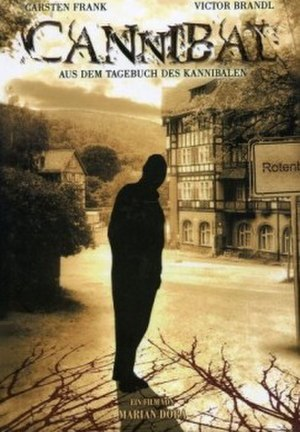 Cannibal (2006 film) - DVD cover