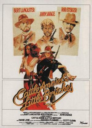 Cattle Annie and Little Britches - Image: Cattle Annie and Little Britches poster