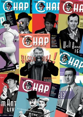 The Chap - Image: Chap covers